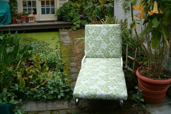 Garden Furniture Victoria Bc custom patio upholstery victoria bc sunbrella repairs | verde studio